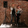 Deep Blue Duo (b) folk-blues