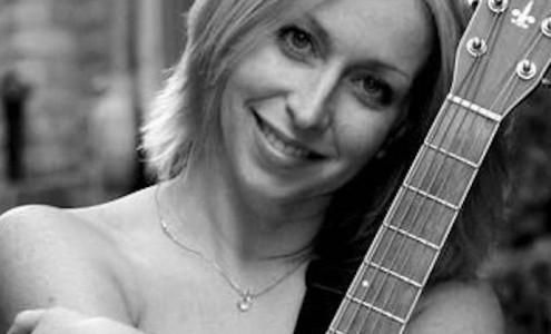 Michelle Nadia (NZ) folk blues