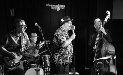 The Untouchables (UK) blues