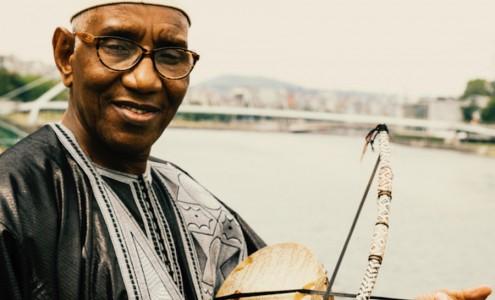 Issa Sow (Sénégal) musique traditionnelle peule