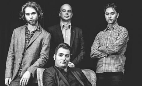 Thomas Toussaint Band (NL) blues
