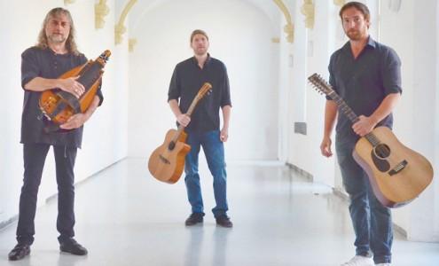 Les Voisins Trio (B) chansons françaises/folk