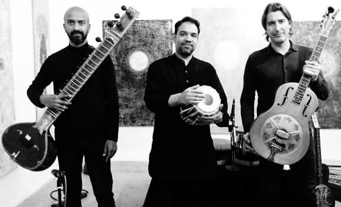 Blues Meets Sitar (Esp/India) blues