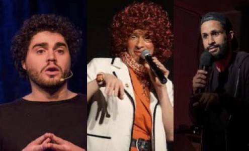 Stand Up Comique (B)