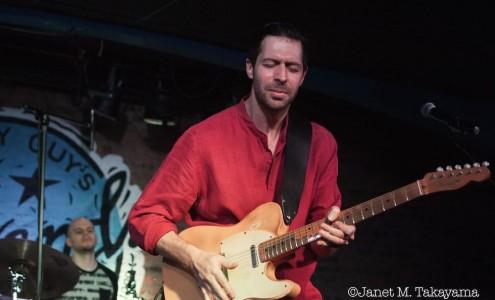 Breezy Rodio (USA) blues
