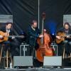 The Jazz Syndicate (b) invite Tcha Badjo (f) jazz manouche