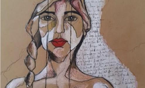 Tarek Essaker (Tunisie) présentation de «La Fille de la Rivière» texte poétique